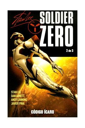 SOLDIER ZERO 02. CODIGO ICARO  (STAN LEE'S BOOM COMICS)
