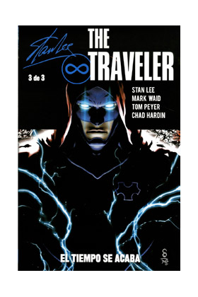 THE TRAVELER 03. STAN LEE'S BOOM COMICS