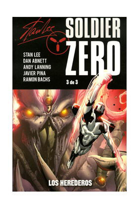 SOLDIER ZERO 03. LOS HEREDEROS  (STAN LEE'S BOOM COMICS)