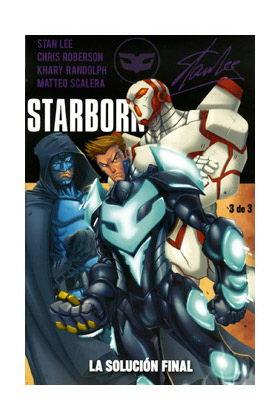 STARBORN 03. LA SOLUCION FINAL  (STAN LEE'S BOOM COMICS)