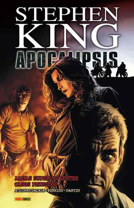 APOCALIPSIS DE STEPHEN KING 02. ALMAS SUPERVIVIENTES / CASOS PERDIDOS
