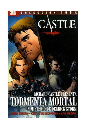 CASTLE 01. TORMENTA MORTAL  (CULT COMICS)
