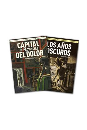 PACK CAPITAL DE PROVINCIAS DEL DOLOR + LOS AÑOS OSCUROS (CAPITAN TORREZNO)