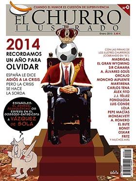 EL CHURRO ILUSTRADO N. 0 (ESPECIAL 2014)