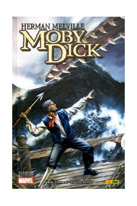 MOBY DICK (CLASICOS ILUSTRADOS MARVEL)