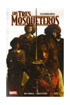 LOS TRES MOSQUETEROS (CLASICOS ILUSTRADOS MARVEL)