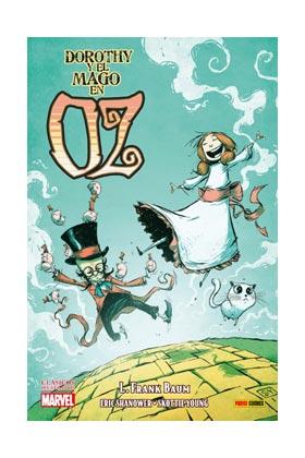 DOROTHY Y EL MAGO DE OZ  (CLASICOS ILUSTRADOS MARVEL)