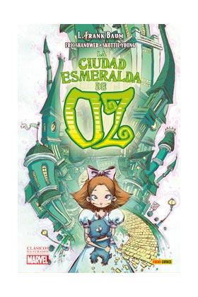 LA CIUDAD ESMERALDA DE OZ (CLASICOS ILUSTRADOS MARVEL)