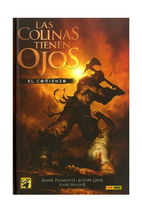 LAS COLINAS TIENEN OJOS: EL COMIENZO