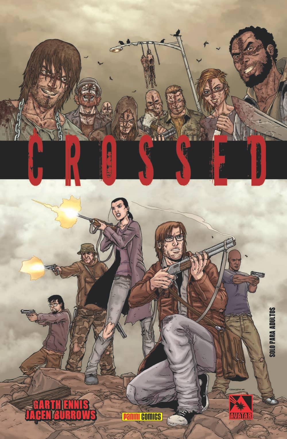 CROSSED 01 (COMIC)
