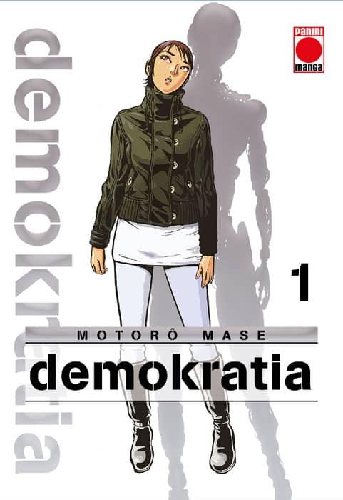 DEMOKRATIA  01 (COMIC)