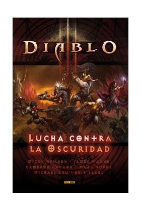 DIABLO III: LUCHA CONTRA LA OSCURIDAD  (NOVELA)