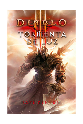 DIABLO III: TORMENTA DE LUZ (NOVELA)