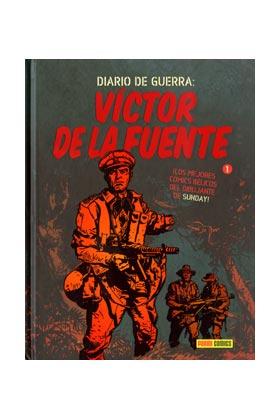 DIARIO DE GUERRA: VICTOR DE LA FUENTE 01
