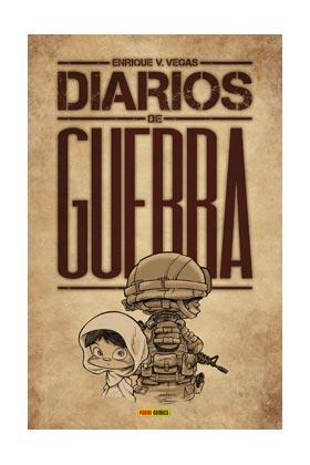 DIARIOS DE GUERRA. ENRIQUE V. VEGAS