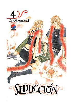 SEDUCCION 04 (COMIC)