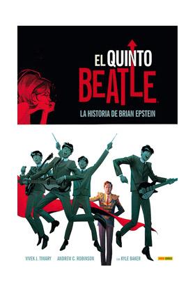 EL QUINTO BEATLE. LA HISTORIA DE BRIAN EPSTEIN