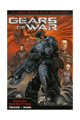 GEARS OF WAR 04. SUCIOS SECRETITOS (CULT COMICS)