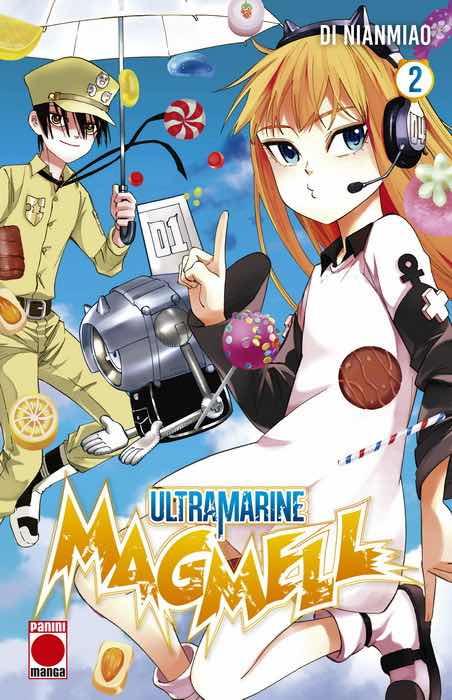 ULTRAMARINE MAGMELL 02