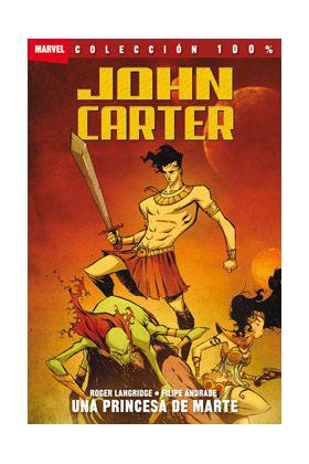 JOHN CARTER: UNA PRINCESA DE MARTE (CULT COMICS)