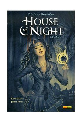 HOUSE OF NIGHT. LEGADO (CULT COMICS)