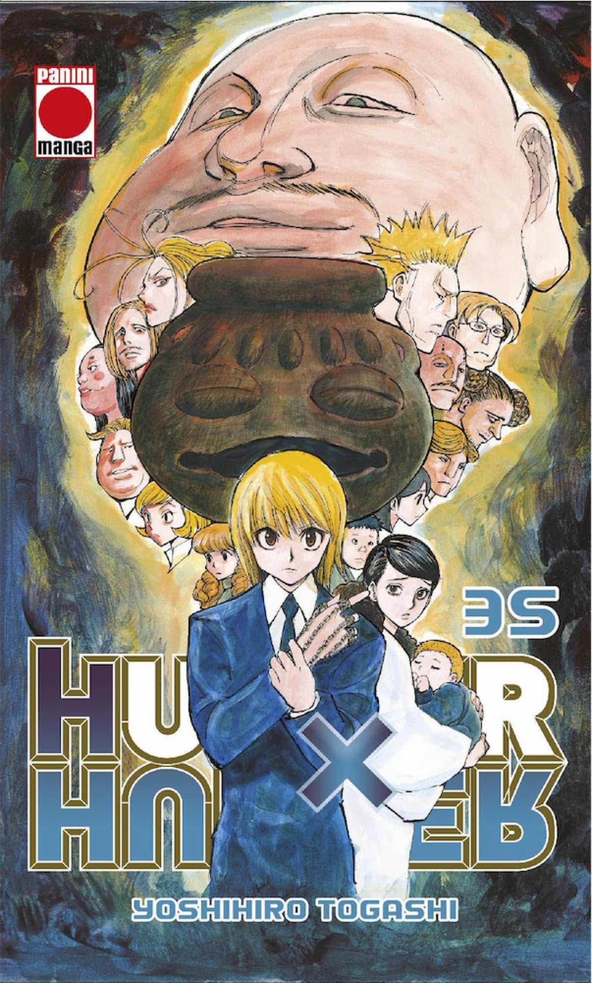 HUNTER X HUNTER 35