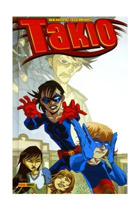 TAKIO  (CULT COMICS)