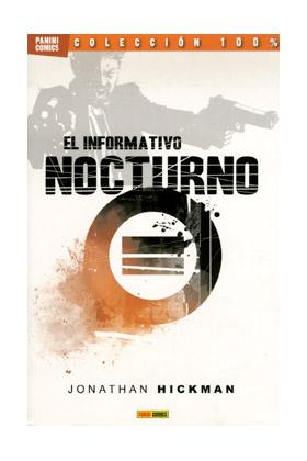 EL INFORMATIVO NOCTURNO (CULT COMICS)