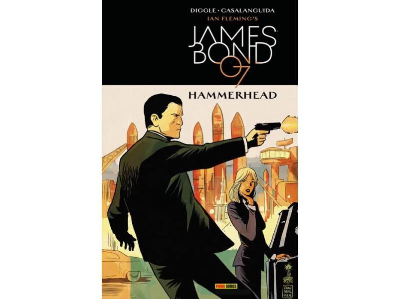 JAMES BOND 03. HAMMERHEAD