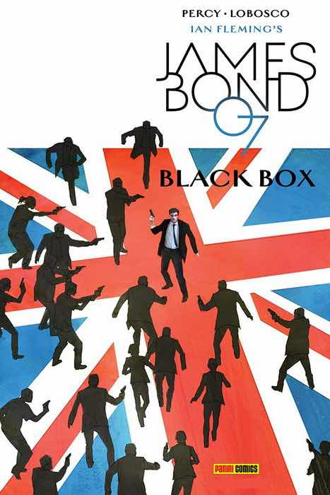 JAMES BOND 05. BLACK BOX