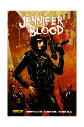 JENNIFER BLOOD 01 (CULT COMICS)
