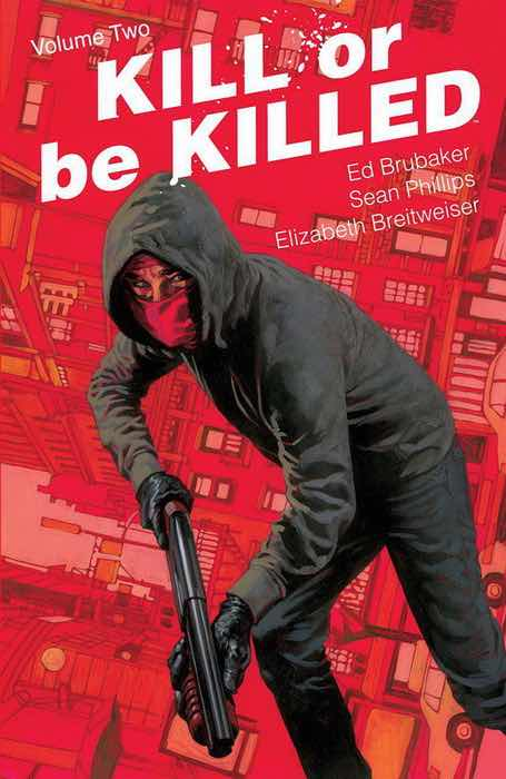 KILL OR BE KILLED 02 (COMIC)