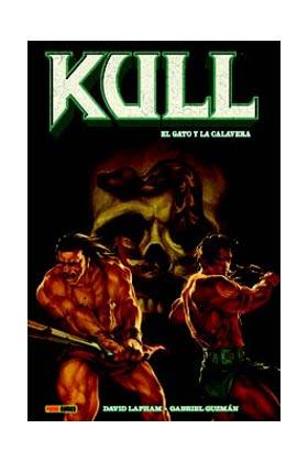 KULL 03: EL GATO Y LA CALAVERA (CULT COMICS)