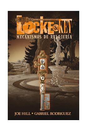 LOCKE AND KEY 05. MECANISMOS DE RELOJERIA (CULT COMICS)