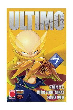 ULTIMO 07 (COMIC MANGA)