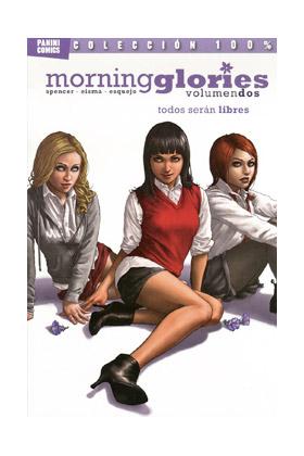 MORNING GLORIES 02. TODOS SERAN LIBRES  (CULT COMICS)