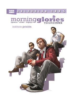 MORNING GLORIES 03. INSTITUTO PRISION (CULT COMICS)