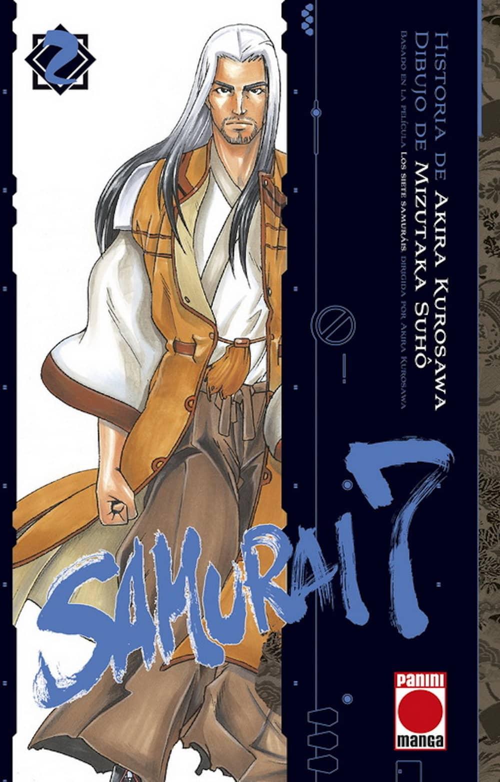 SAMURAI 7 02