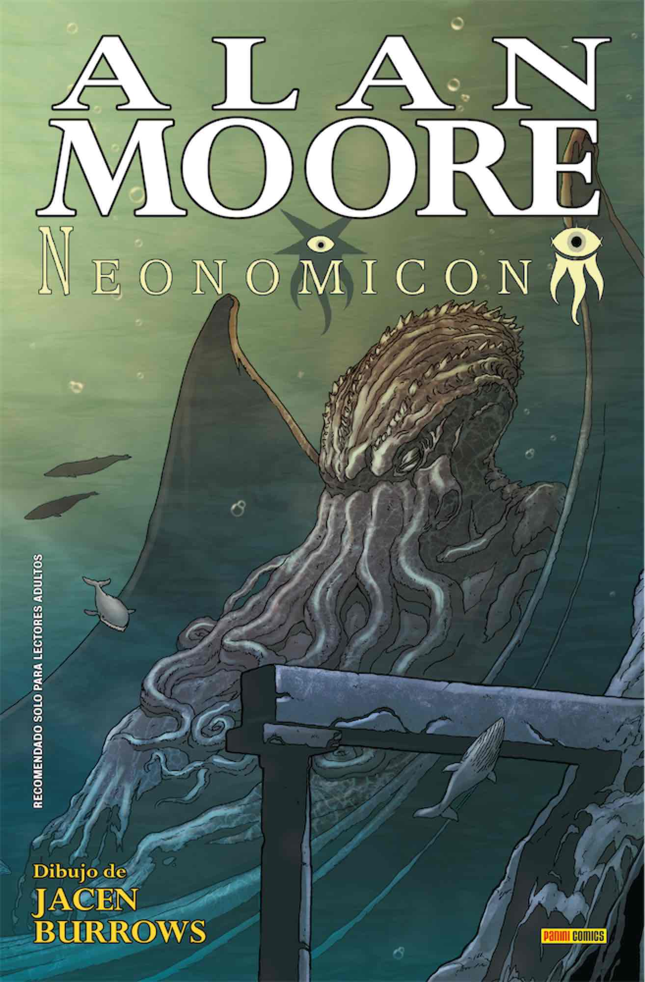 NEONOMICON (ALAN MOORE)