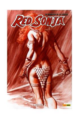 RED SONJA 06. MUERTE