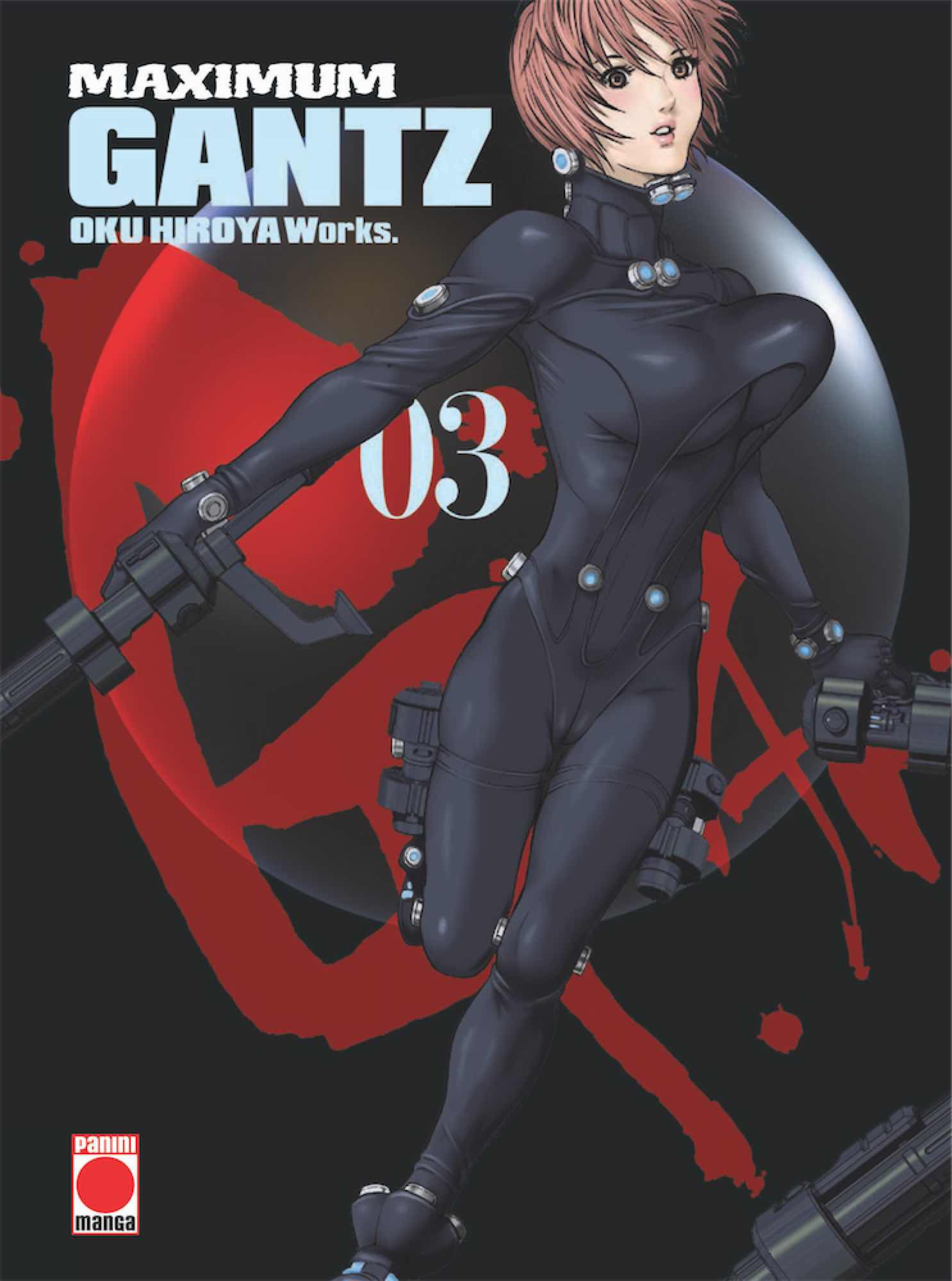 GANTZ MAXIMUM 03