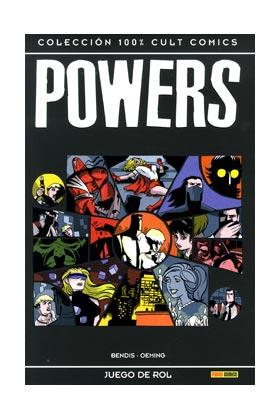 POWERS 02: JUEGO DE ROL