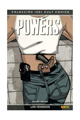 POWERS 06. LOS VENDIDOS