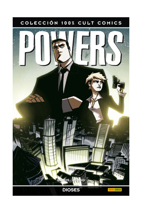 POWERS 14. DIOSES