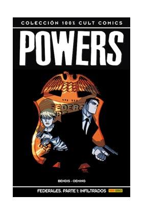 POWERS 15. FEDERALES. PARTE 1: INFILTRADOS