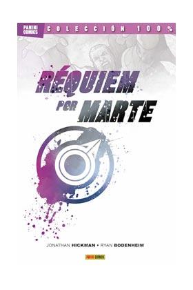 REQUIEM POR MARTE (CULT COMICS)