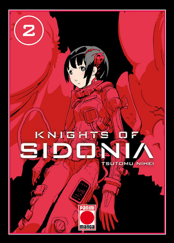 KNIGHTS OF SIDONIA 02