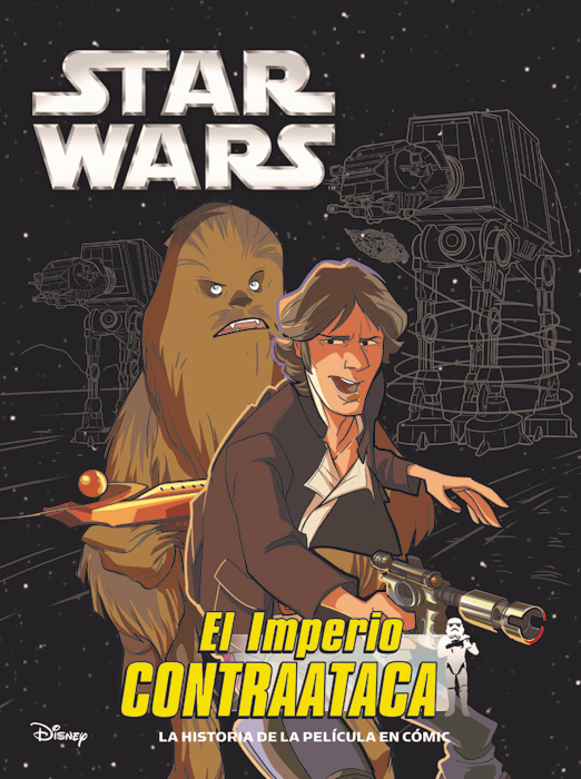 STAR WARS. EL IMPERIO CONTRAATACA  (GRAPHIC NOVEL)