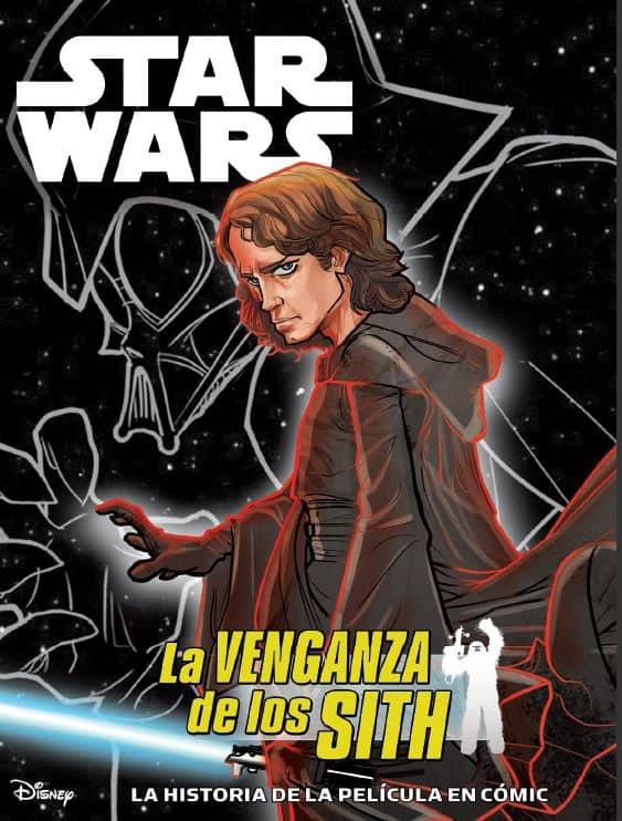 STAR WARS.  LA VENGANZA DE LOS SITH (GRAPHIC NOVEL)