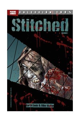 STITCHED 01 (COMIC)